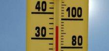 V pondělí nás čekají tropické teploty, které ukončí bouřky