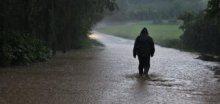 V Čechých pozor na vydatný déšť, ojediněle naprší až 80mm