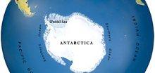 Britští vědci budou na Arktidě měřit vrstvu sněhu a
