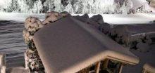 První vydatné sněžení dorazilo do Alp, Zugspitze hlásí 112cm