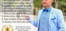 """""""Být úspěšným je snadné!"""", říká Radek Karban"""