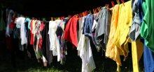 Jak na sušení prádla při špatném počasí