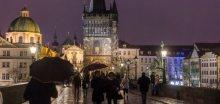 Podzimní inspirace: Kam v Praze, když prší?