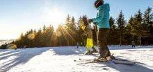 České skiareály – kde se aktuálně lyžuje?