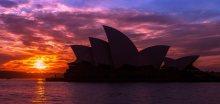 Léto v Austrálii bylo nejteplejší od začátku měření 1910