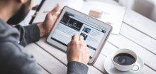 Magazín finance radí: Jak si vydělat peníze na blogu