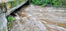 Místy se vyskytne vydatný déšť s úhrny 20 až 50 mm srážek