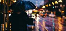 Se správným deštníkem vyzrajete i na nepřízeň počasí