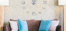 Pastelové barvy pomohou oživit interiér