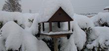 Alpské země se topí v záplavě sněhu