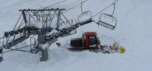 V Alpách mají až 470cm sněhu