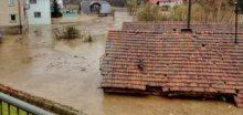 Video: Ve Slovinsku řádí povodně a sesuvy půdy