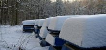 V jihozápadní polovině Čech napadne 5 až 15cm nového sněhu