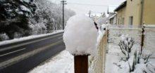 Na severu Čech může napadnout až 30cm, jinde to bude do 5cm