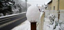 Na severu Německa napadlo až 16cm nového sněhu