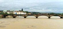 Povodně v Praze dne 2.června 2013
