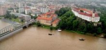 Povodně 2013: Den druhý přinesl mírné srážky a 50 míst 3.SPA