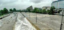 Povodně v Praze dne 3.června 2013