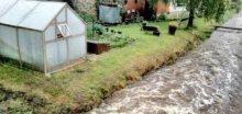 Centrální část České republiky zasáhla povodeň