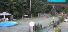 V Sokolově dnes po ránu -3°C