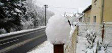 V Bulharsku leží více sněhu než na Šumavě