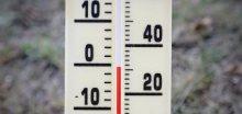 Po ránu máme velmi chladno, Horská Kvilda hlásí téměř -13°C