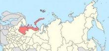 V ruském Archangelsku padl po 83 letech teplotní rekord
