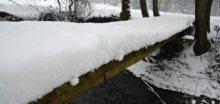 Místy napadne až 15cm sněhu, pozor na sněhové jazyky