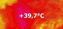 Letošní vlna veder ve Francii (ne)překonává tu z roku 1952