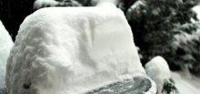 Němečtí meteorologové při 35°C varovali před sněžením