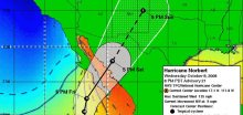 K Mexiku se blíží silný hurikán, zasáhne asi o