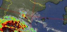 Vydatné deště ve Španělsku, dva mrtví