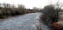 Vlivem pokračujícího deště mohou hladiny řek stoupat