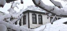 Blesky, hromy a sníh – tak vypadal 2. prosinec v Ankaře