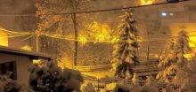Foto: Středeční cyklóna donesla na Slovensko zimu