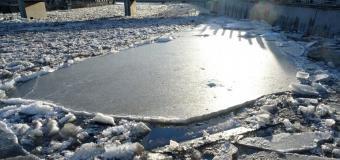 Dnešní ráno bylo nejchladnější z celého měsíce, bylo -17,5°C
