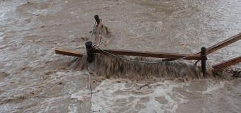 Hladiny vodních toků jsou na vzestupu, hrozí i 3.SPA