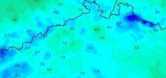 Přízemní mrazíky přibývají, Luční bouda měla -7,2°C