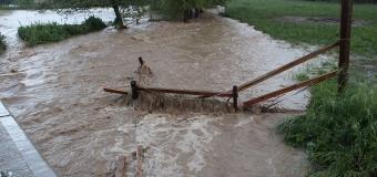 Vydatné srážky na jihu Čech zvednou hladiny řek