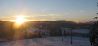 Šumava hlásí poprvé velmi mrazivé teploty, bylo až -27°C