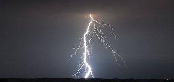 V Čechách se mohou dnes objevit silné bouřky s krupobitím