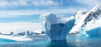 Rozloha ledu v Arktidě poklesla na 2. nejnižší minimum