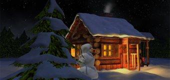 Kde bude sníh na Štědrý den