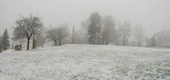 V Šindelové na Sokolovsku klesla teplota až pod minus 26