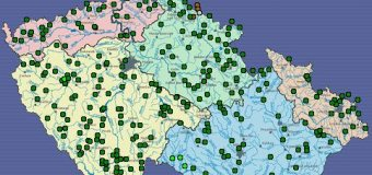 Na několika místech platí 1. povodňový stav