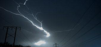 Silné bouřky se prohnaly Čechy