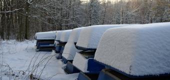 V Čechách přes noc opět sněžilo, Praha hlásí až 32cm sněhu
