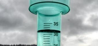 Na Moravě a ve Slezsku bude vydatně pršet, naprší až 40mm
