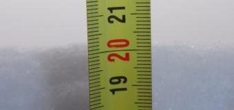 Čeká nás ochlazení, na horách může napadnout až 20cm sněhu